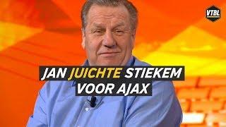 Jan Boskamp is Ajax-supporter geworden