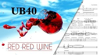 Tenor Sax - Red Red Wine - UB40 - Sheet Music, Chords, & Vocals