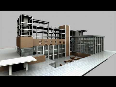 Autodesk Navisworks Animated Construction