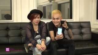 Vietnam Idol 2015 - Ngọc Việt & Vân Quỳnh kêu gọi bình chọn qua Ví MoMo