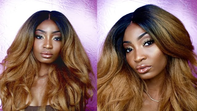 Outre Lace Front Wig Quot Neesha Epic Wig Review Miss