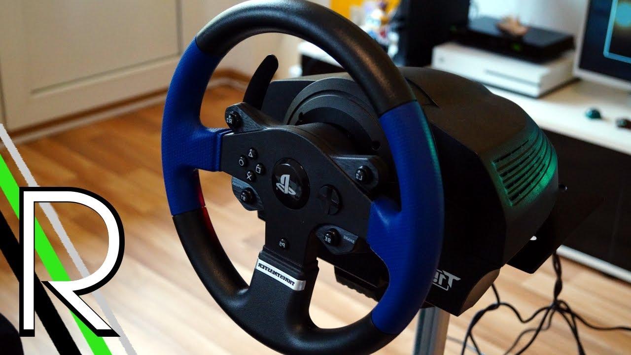 Thrustmaster T150 RS | Mit 250 km/h durchs Wohnzimmer | Cubi Reviews