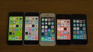 Download lagu iPhone 5S iPhone 5C iPhone 5 iPhone 4S iPhone 4 iOS 7 0 4 Jailbroken iOS 7 Performance Test MP3