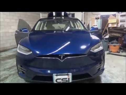 Tesla Model X Dash Cam Installation | Blackvue DR750S-2CH