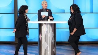 Octavia Spencer Spins Ellen's Wheel of Riches!