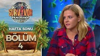 Survivor Panorama Hafta Sonu   4.Bölüm