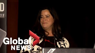 Canada Election: Jody Wilson-Raybould victory speech | FULL