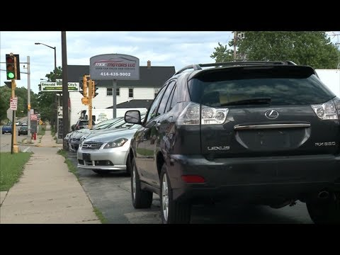 Used car dealership caught selling cars with bogus odometers