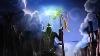 Джи смерть и джоджо! Мультфильм  Черный юмор  Gojo & Dji