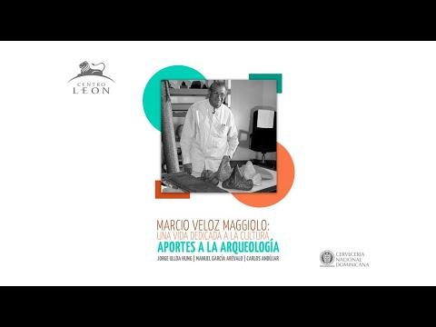 Conversatorio. Marcio Veloz Maggiolo. Aportes a la arqueología.