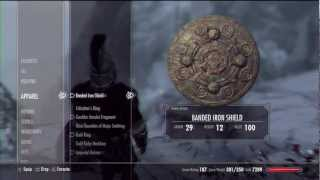 SKYRIM - How to find Spartan armour and helmet (Without MOD)