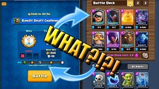 4 NEW CARDS! BANDIT, DARK WITCH, HEAL AND BATS! | Clash Royale Update | New Card Leak