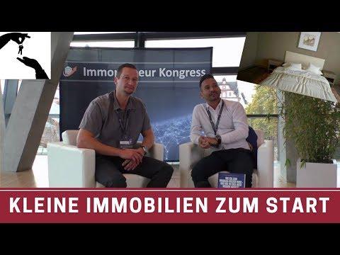 Investieren in kleine Immobilien - Immobilien - Investor Roberto Maier im Interview