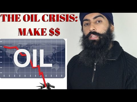 Cheap Gas Explained - Make Money On the Oil Crash | Minority Mindset - Jaspreet Singh