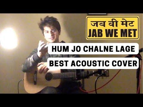 Jab We Met Song Hum Jo Chalne Lage (Aao Milo Chalen) | Live Acoustic | Forgotten Hits | Sumedh