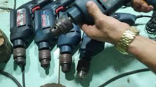 Máy  khoan 2 chiều điều tốc sài  gia đình chạy điện 220v chính hản  bosch a e cần  lh 0334178779