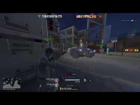 Dirty Bomb Full Match - Return to Fletcher (Stopwatch Chapel Gameplay)