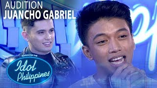Juancho Gabriel - Your Man | Idol Philippines 2019 Auditions