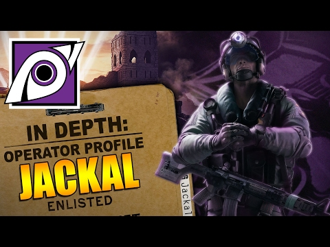 Rainbow Six Siege - In Depth: How to use JACKAL - Operator Profile