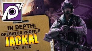 Rainbow Six Siege In Depth How to use JACKAL Operator Profile