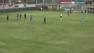 U19 Ligi  [ TRABZONSPOR - MALATYASPOR ]