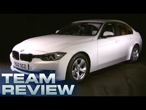 BMW 3 Series 320d Team Review Fifth Gear