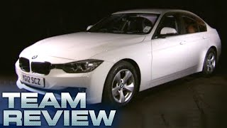 BMW 3 Series 320d (Team Review) - Fifth Gear
