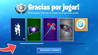 8 FREE FORTnite SEASON X GIFTS!! 🎁 (Thank you Epic Games!)