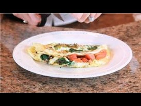 Nutrition Tips Low Calorie Egg White Omelet With No Cheese Youtube