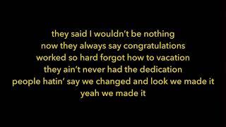 Kidz Bop 36- Congratulations (Lyrics)