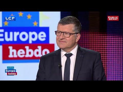 La Russie de Poutine menace-t-elle l'Europe ? - Europe hebdo (21/03/2018)