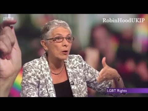 Melanie Phillips destroys the transgender madness