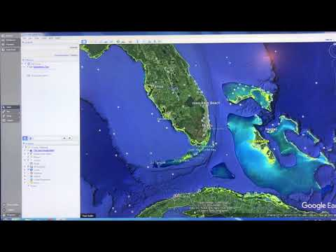 Track Superstorm Irma in Real-Time: Tutorial