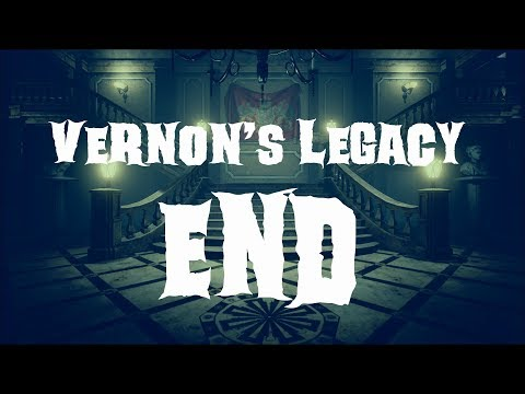 Vernon's Legacy   Deep in the Vaults - The night ends with a bang!   END