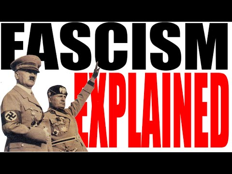 Fascism Explained: World History Review
