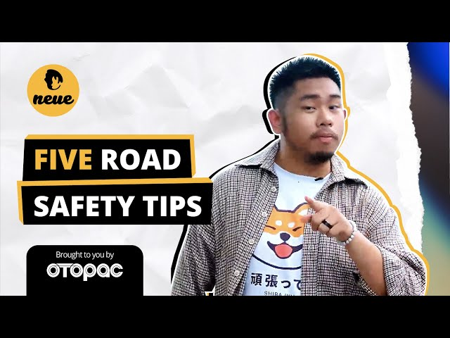 5 Road Safety Tips
