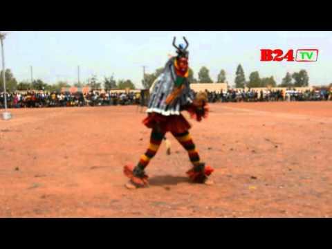 FESTIMA 2016 : Danse des masques