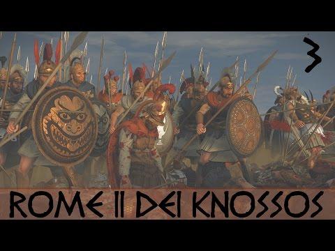 Rome II (DEI): Knossos Episode 3 - Greece for Greeks