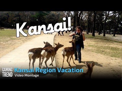 Kansai Region Vacation Montage