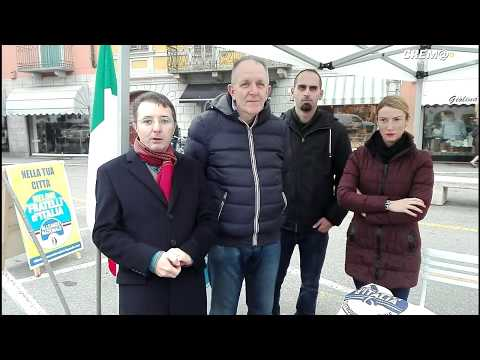 Crem@online: No ius soli, 155 firme per Fratelli d'Italia