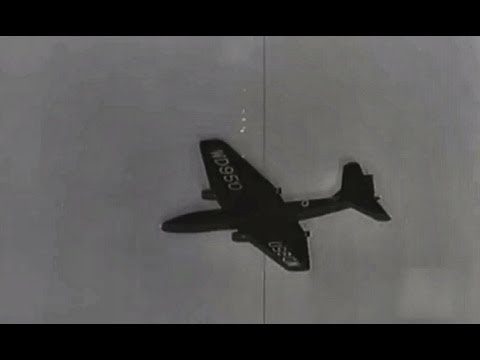 1952 Avion Canberra Raf Bombardero - 1952 British RAF Canberra Bomber Plane