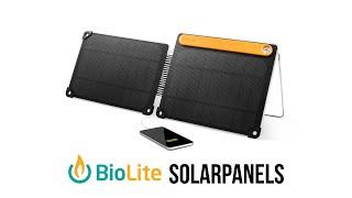 Biolite - SolarPanel