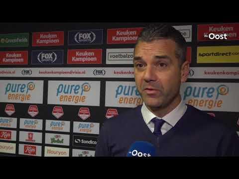 Onthutsend zwak FC Twente in eigen huis vernederd door Jong Ajax