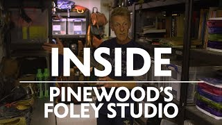 Inside the Pinewood Foley Studio | BAFTA Guru
