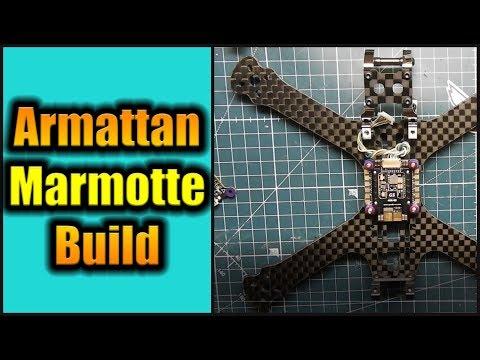 The Ultimate FPV Freestyle Build - Armattan Marmotte