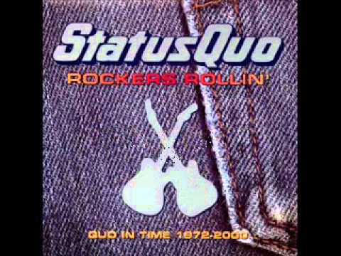 STATUS QUO .Better times