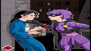 SLAIGHTER SERIES X22 VS HIT-GIRL