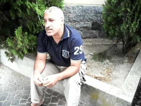 موقع بلا حدود الاخباري لقاء مع فلسيطينو العراق بايطاليا5