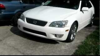 2002 Lexus IS300 Review & Test Drive
