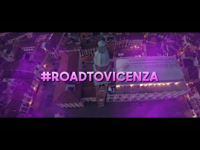 Trailer Supercoppa 2020 - Piazza dei Signori, Vicenza